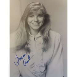 Tricia Cast : Signed photo