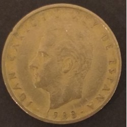 Coin Spain 100 Pesetas 1988