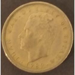 Coin Spain 100 Pesetas 1989