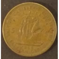 Coin Britain Carribean...