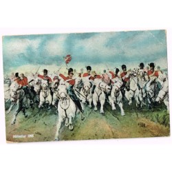 Postcard Battle of Waterloo...