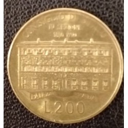 Coin Italy: 200 lire...