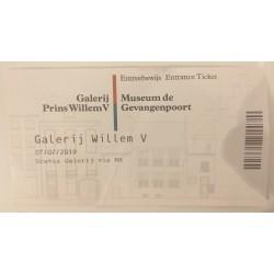 Netherlands Ticket Galerij...