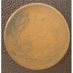 Coin Japan 10 Yen Shōwa...