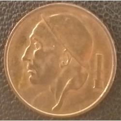 Coin Belgium 50 Centimes 1992