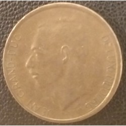 Coin Luxembourg: 20 Francs...