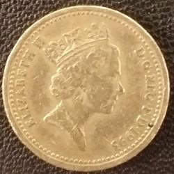 Coin United Kingdom: 1...