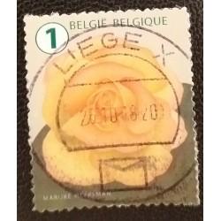 Belgium stamp: Fleur...