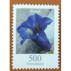Stamp Germany Enzian 500 2020