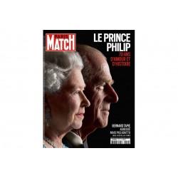 Paris Match - Le prince...