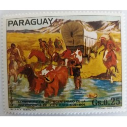 Paraguay Stamp Bicententary...
