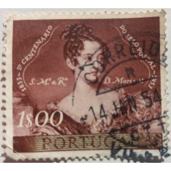 Portugal Stamp: Centenary...