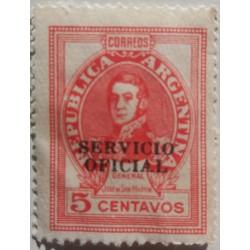Argentina stamp: General...