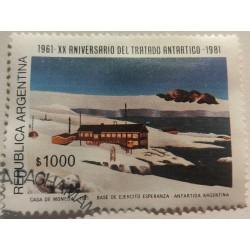 Argentina Stamp -...