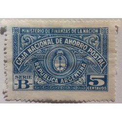 Argentine stamp : 5...