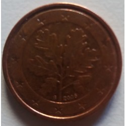Coin Germany: Euro 2 cent...