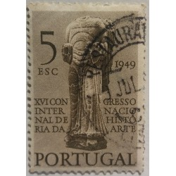 Portugal Stamp: 16th...