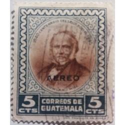 Guatemala 5 Cent Centenary...