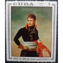Timbre Cuba : Musée...