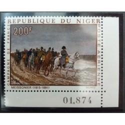 Niger Briefmarke: 200 F...