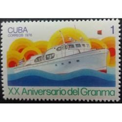 Cuba stamp: 20th...