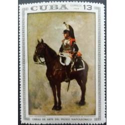 Napoleon Museum stamp...