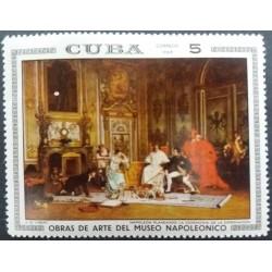 Cuba Stamp: Napoleon Museum...