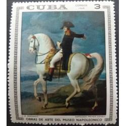 Sello de Cuba: Napoleon...