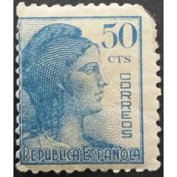 Stamp Spain: Stamp Spanish...