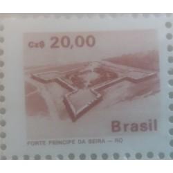 Brazil stamp - 20 cz Fort...
