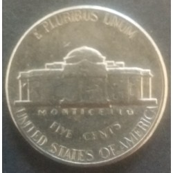 Coin United States: 5 Cents...