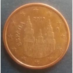 Münze Spanien: Euro 5 Cent...
