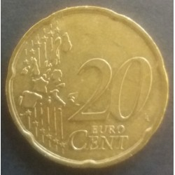 Coin France: Euro 20 Cents...