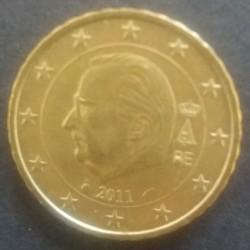 Coin Belgium: Euro 10 Cents...