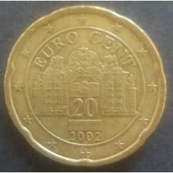 Coin Austria: Euro 20 Cents...