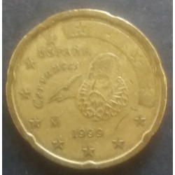 Coin Spain: Euro 20 Cents...