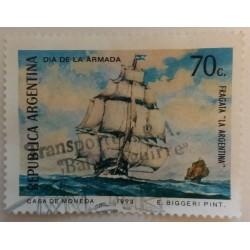 Argentina stamp: 70 c...