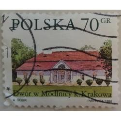 Poland stamp 70 Gr