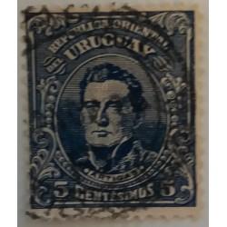 Uruguay Stamp: 5 Cent...