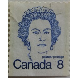 Canada Stamp: 8 cents...