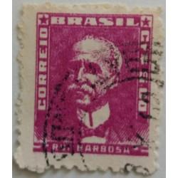 Brazil stamp: Ruy Barbosa...
