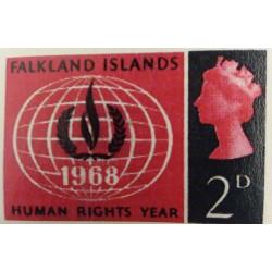 Briefmarke Vereinigtes...