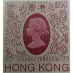 Stamp United Kingdom Hong...