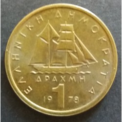 Greece coins: 1 cent 1978...