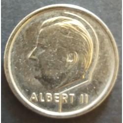 Pezzo Belgio: 1 franco...
