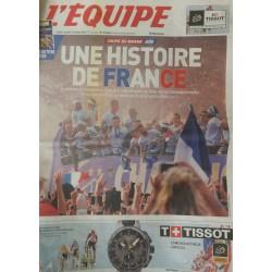 Journal The France Team...