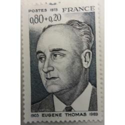 Stamp France: 1 Franc...