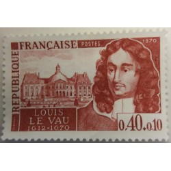 Stamp France: 50 Cents...