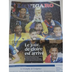 Le Figaro newspaper France:...