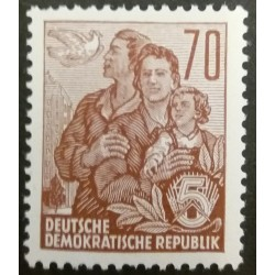 DDR Stamp : Illustration...